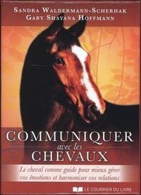COMMUNIQUER AVEC LES CHEVAUX (COFFRET)