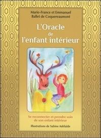 COFFRET DE L'ORACLE DE L'ENFANT INTERIEUR