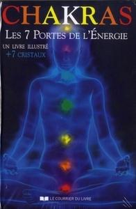 CHAKRAS - LES 7 PORTES DE L ENERGIE (COFFRET)