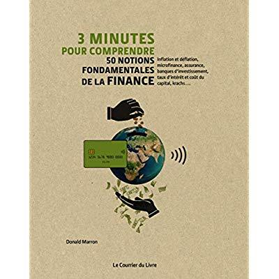 50 NOTIONS FONDAMENTALES DE LA FINANCE