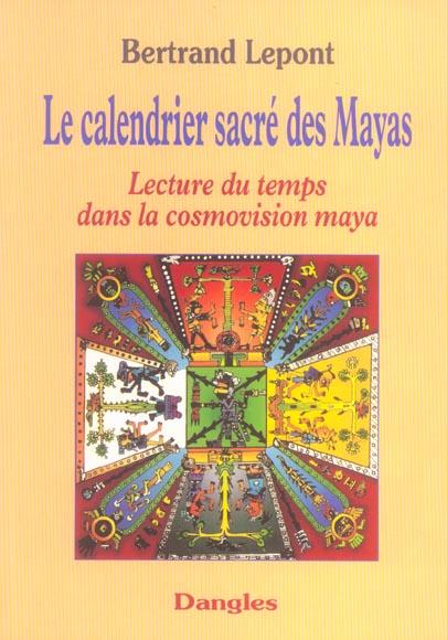 CALENDRIER SACRE DES MAYAS