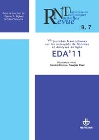 REVUE DES NOUVELLES TECHNOLOGIES DE L'INFORMATION, N  B-7. EDA'11
