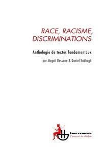 RACE, RACISME, DISCRIMINATIONS