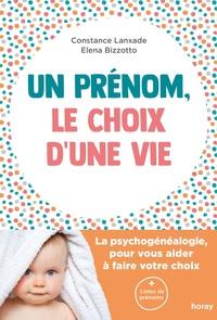 PRENOM LE CHOIX D'UNE VIE (UN)