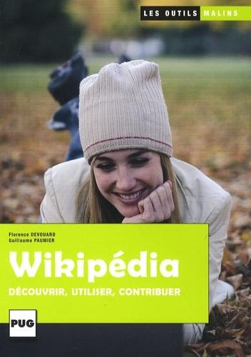 WIKIPEDIA - DECOUVRIR UTILISER CONTRIBUER