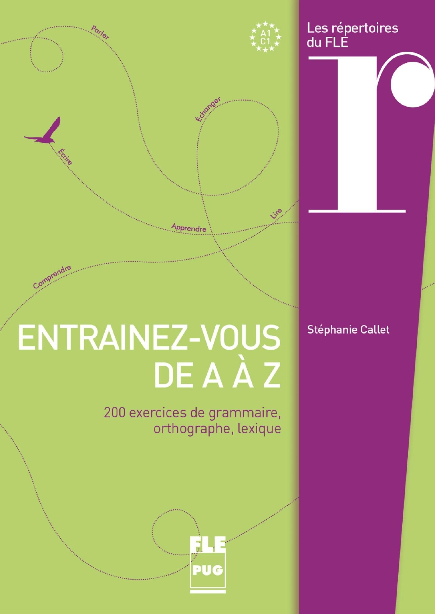 ENTRAINEZ-VOUS DE A A Z