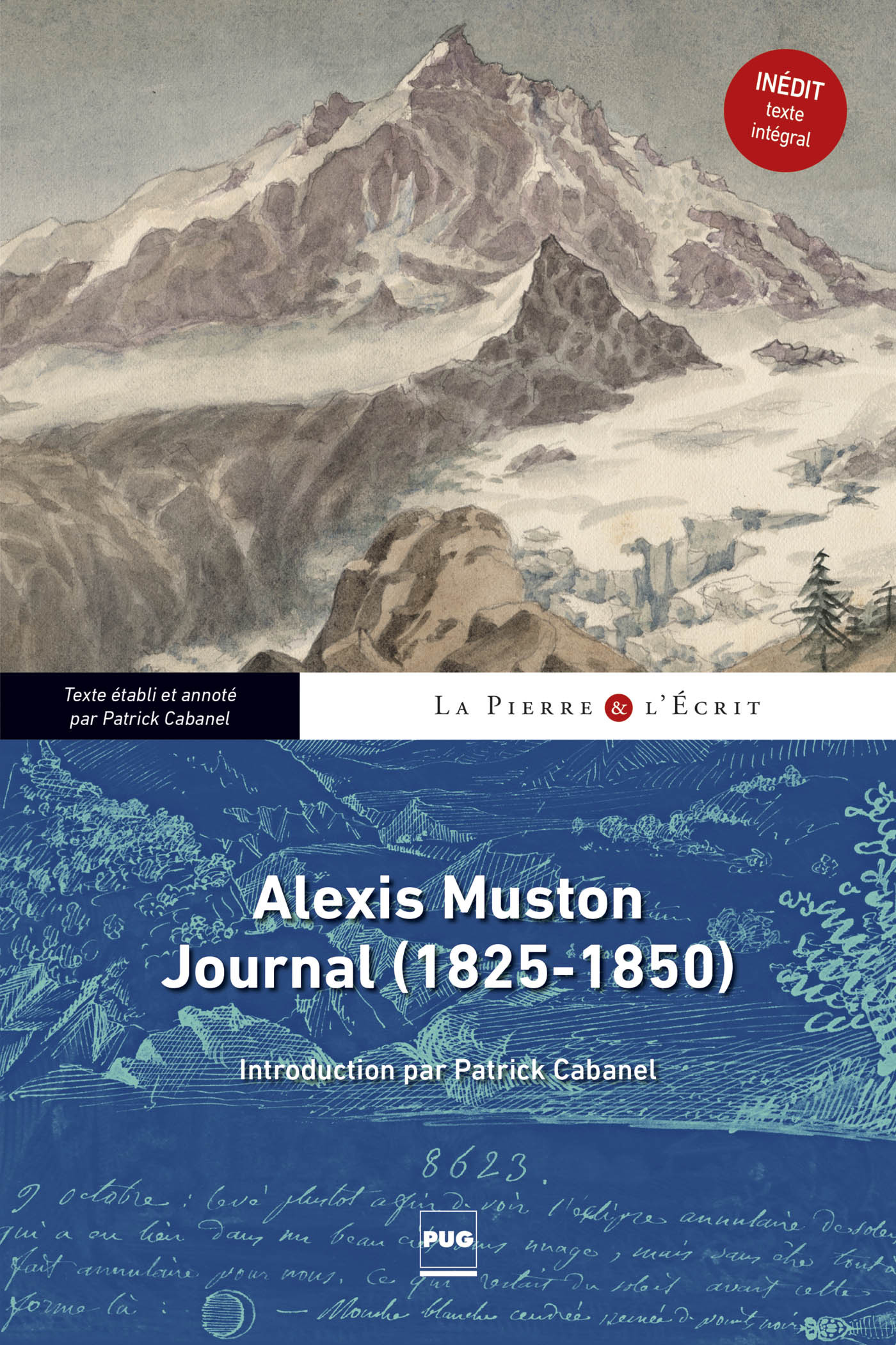 ALEXIS MUSTON, JOURNAL (1825 - 1850)