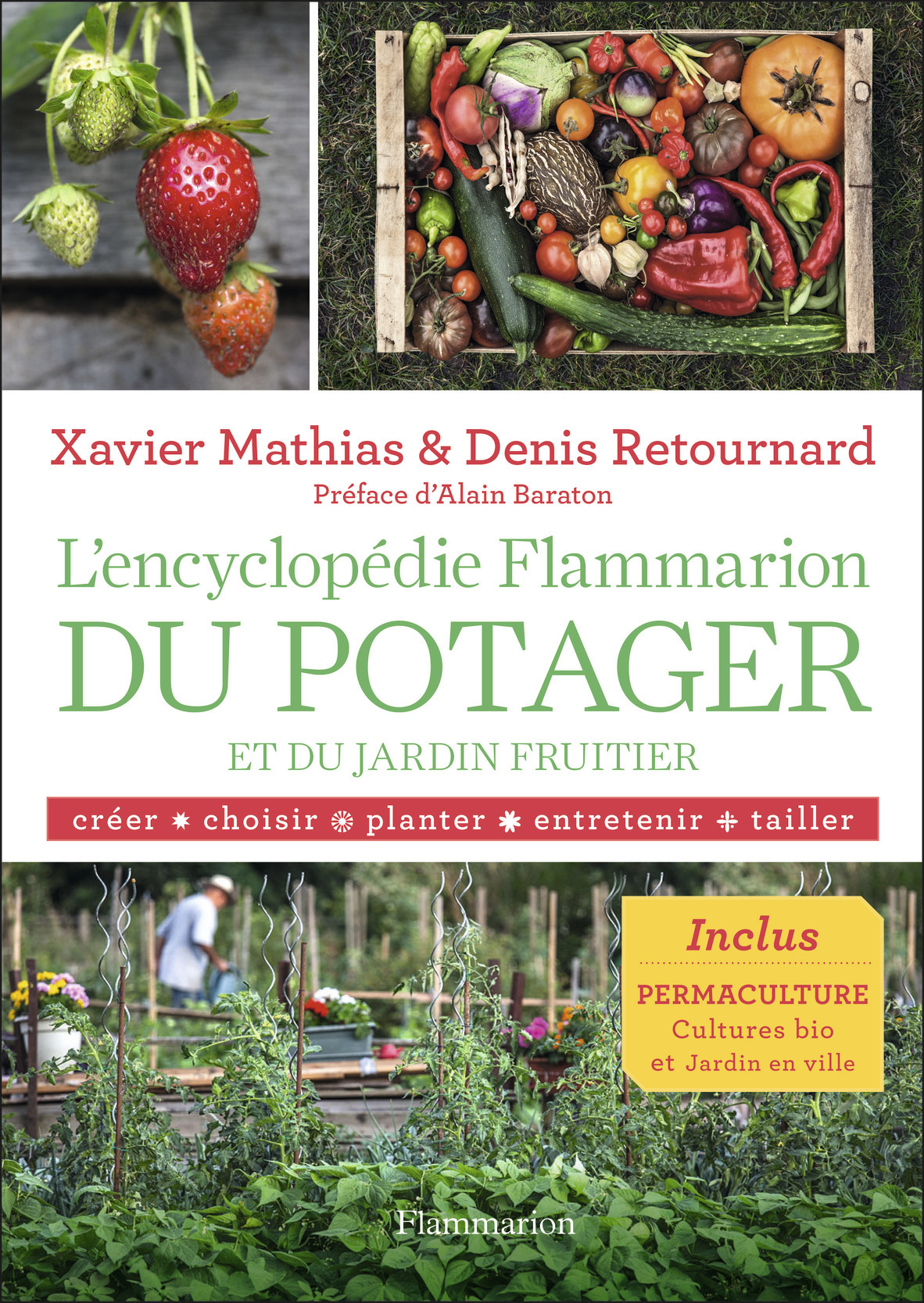 ENCYCLOPEDIE FLAMMARION DU POTAGER