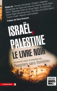 ISRAEL-PALESTINE, LE LIVRE NOIR