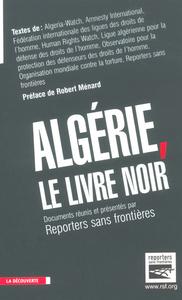ALGERIE, LE LIVRE NOIR