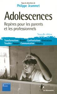 ADOLESCENCES (NOUVELLE EDITION)