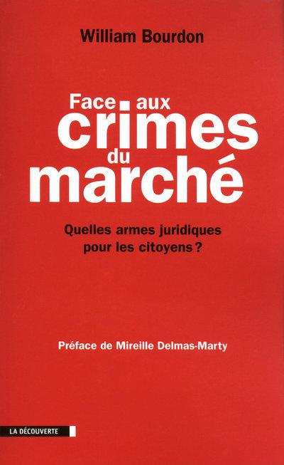 FACE AUX CRIMES DU MARCHE
