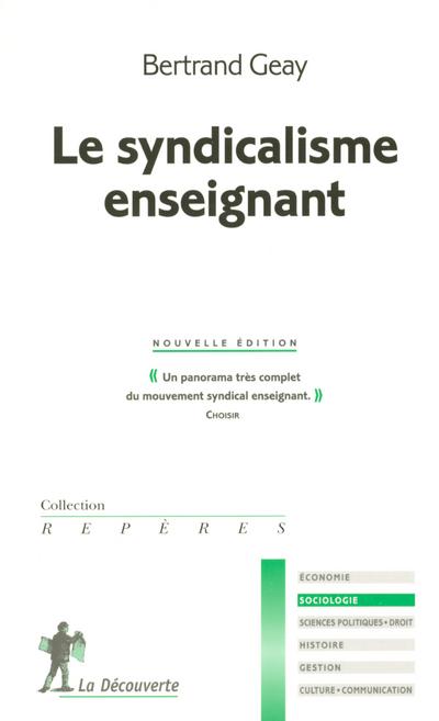 LE SYNDICALISME ENSEIGNANT NE