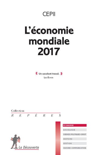 L'ECONOMIE MONDIALE 2017