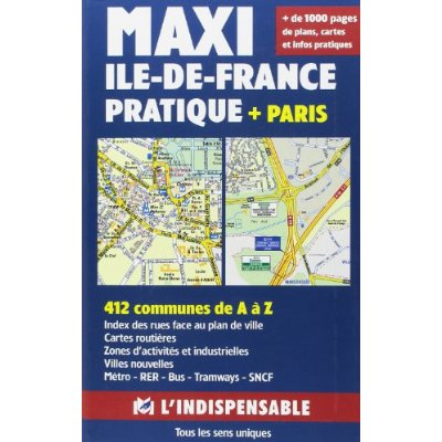 B28 MAXI ILE DE FRANCE PRATIQUE + PARIS