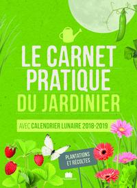 CARNET PRATIQUE DU JARDINIER (LE)