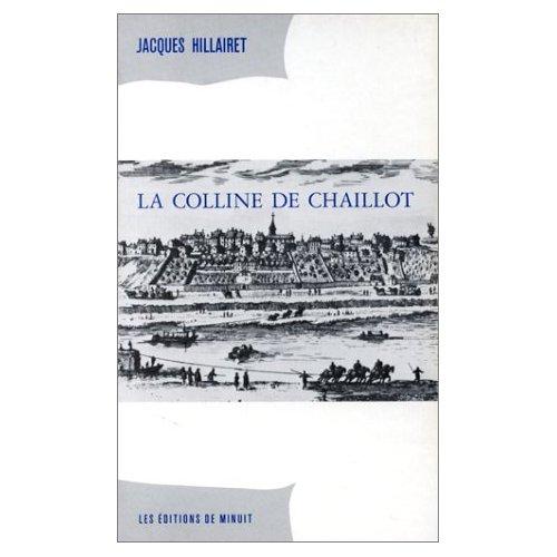 LA COLLINE DE CHAILLOT