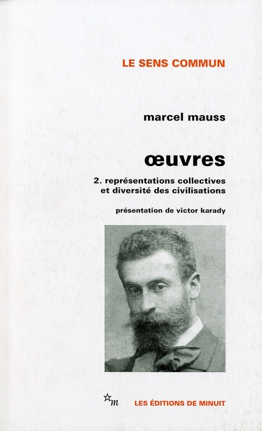 OEUVRES MAUSS T2