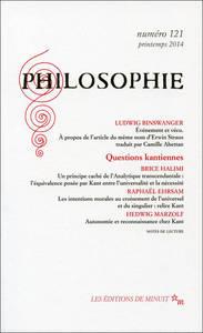 PHILOSOPHIE 121