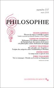 PHILOSOPHIE 137