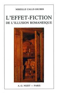 L' EFFET-FICTION DE L'ILLUSION ROMANESQUE