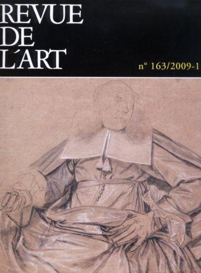 REVUE DE L'ART 163/2009-1