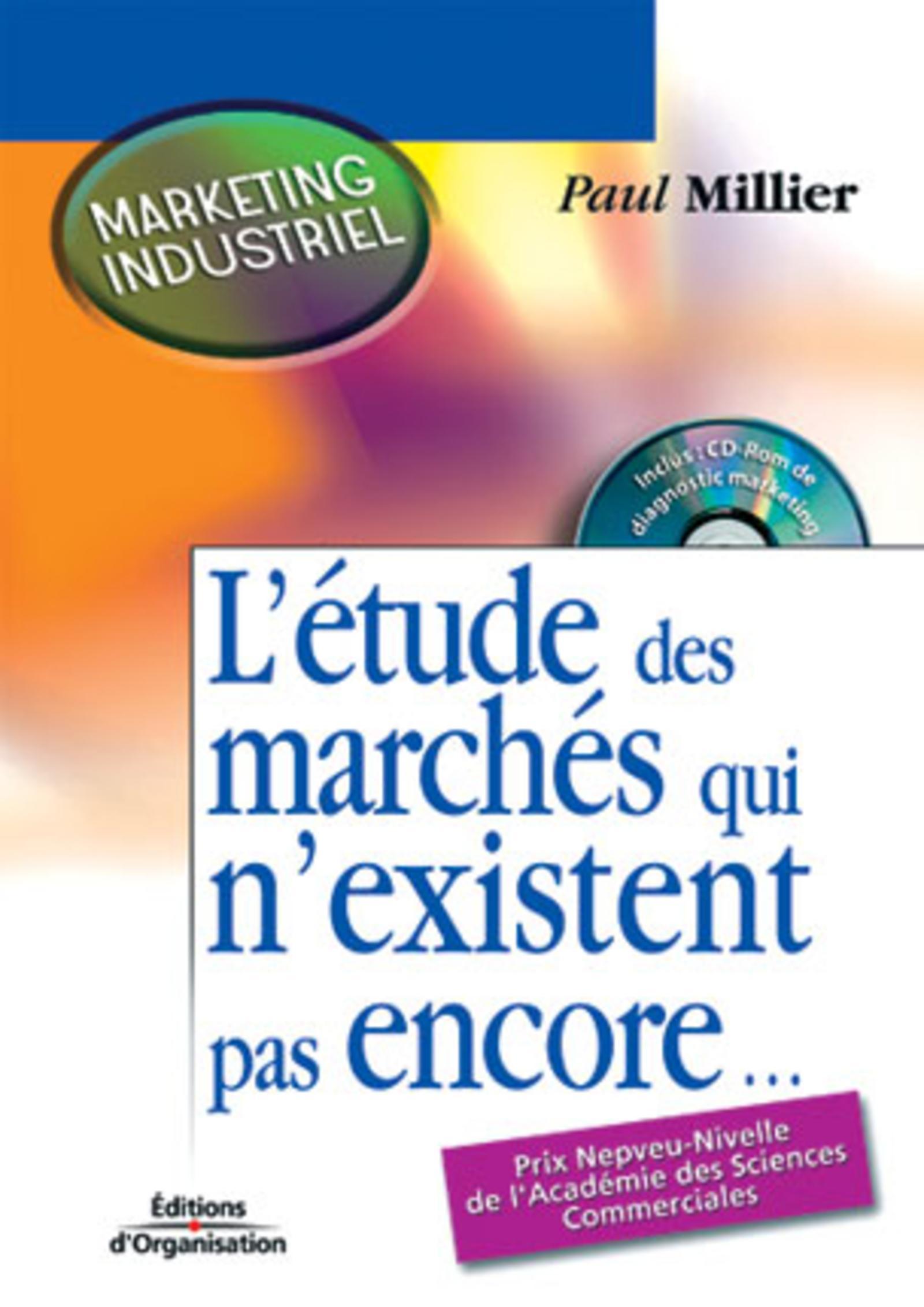 L'ETUDE DES MARCHES QUI N'EXISTENT PAS ENCORE...