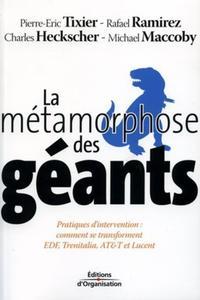 LA METAMORPHOSE DES GEANTS