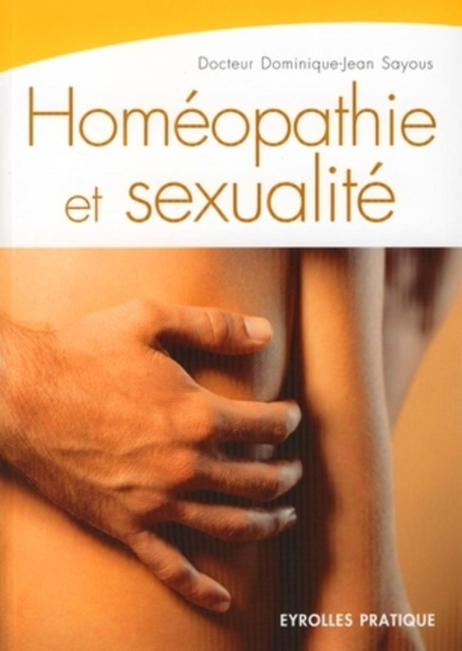 HOMEOPATHIE ET SEXUALITE