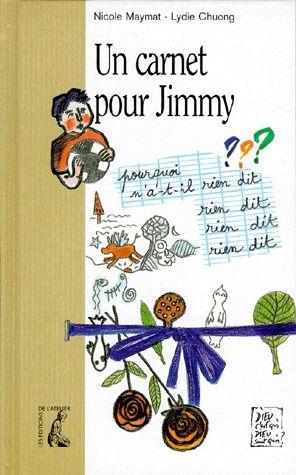 UN CARNET POUR JIMMY