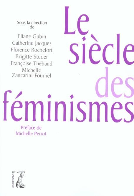 SIECLE DES FEMINISMES