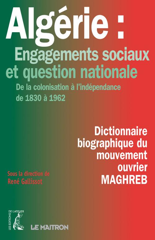 ALGERIE ENGAGEMENT SOCIAUX ET QUESTION NATIONALE