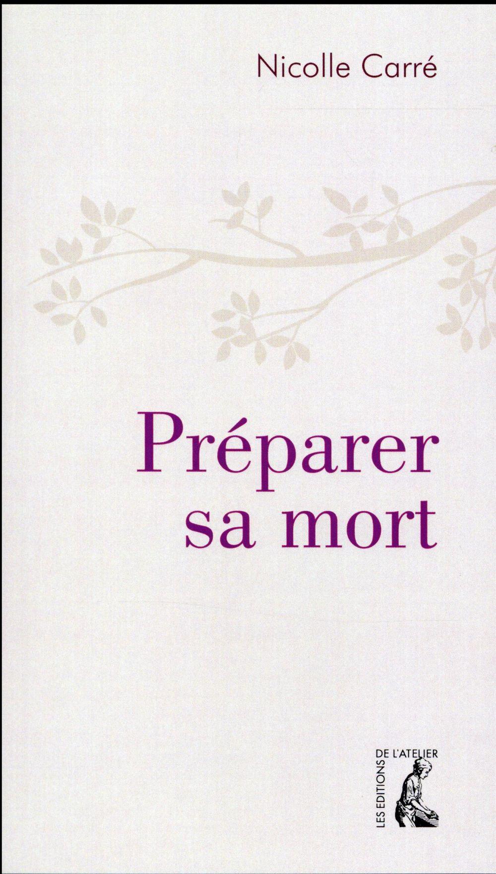 PREPARER SA MORT
