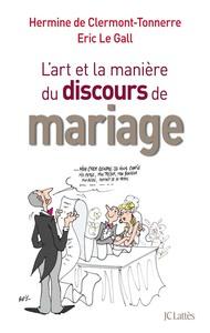 DE L'ART ET LA MANIERE DE FAIRE UN DISCOURS DE MARIAGE