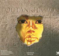 COFFRET TRESORS DE TOUTANKHAMON