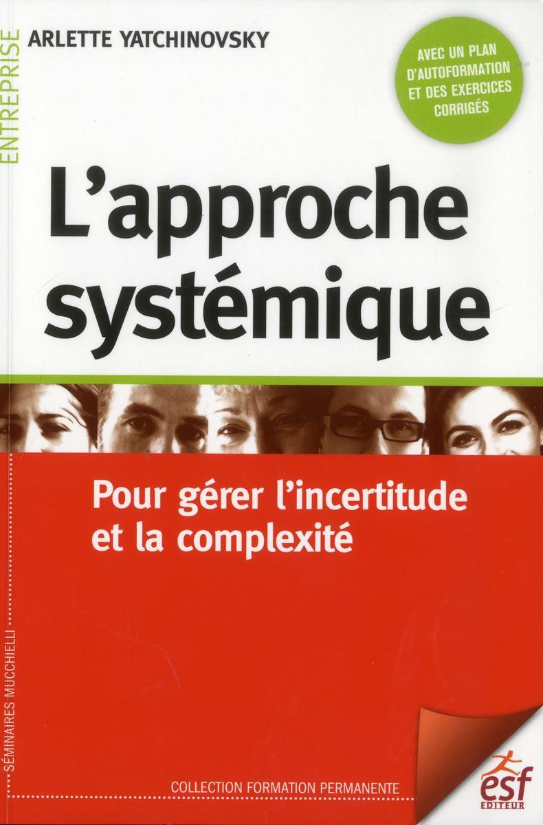L APPROCHE SYSTEMIQUE