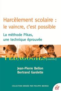 HARCELEMENT SCOLAIRE LE VAINCRE C EST POSSIBLE
