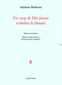 UN COUP DE DES JAMAIS N'ABOLIRA LE HASARD