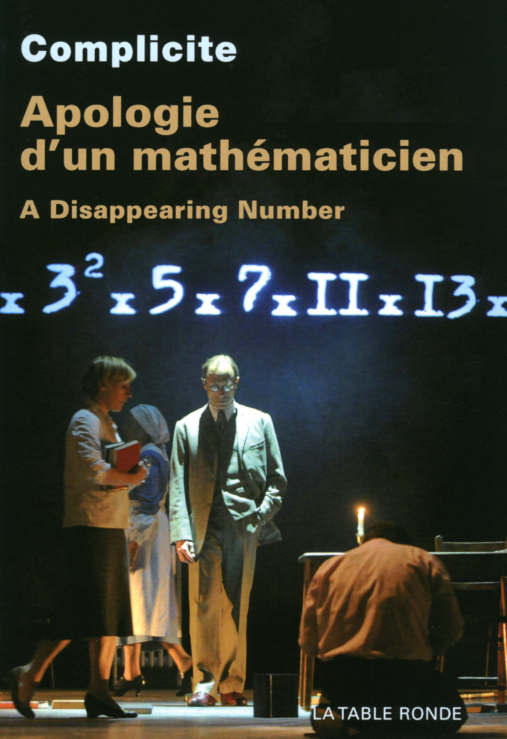 APOLOGIE D'UN MATHEMATICIEN
