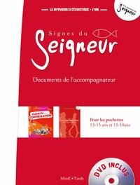 VERS LA CONFIRMATION - DOCUMENT ACCOMPAGNATEUR + DVD - NE