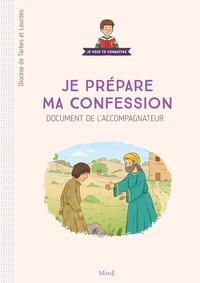 JE PREPARE MA CONFESSION - GUIDE DU CATECHISTE