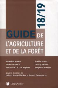 GUIDE DE L AGRICULTURE ET DE LA FORET 18/19