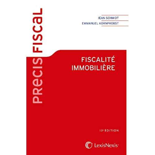 FISCALITE IMMOBILIERE