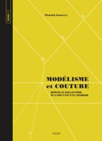 COUTURE ET MODELISME VOL 1