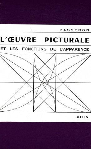 L'EUVRE PICTURALE ET LES FONCTIONS DE L'APPARENCE