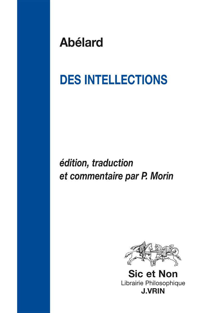 TRAITE DES INTELLECTIONS