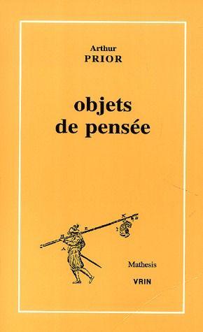 OBJETS DE PENSEE