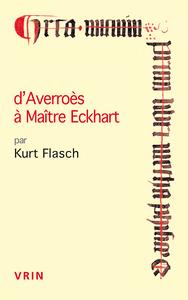 D AVERROES A MAITRE ECKHART