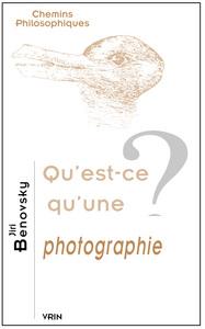 QU EST-CE QU UNE PHOTOGRAPHIE?