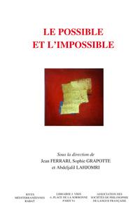 LE POSSIBLE ET L IMPOSSIBLE